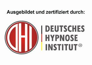 DHI Logo Ausgebildet durch: